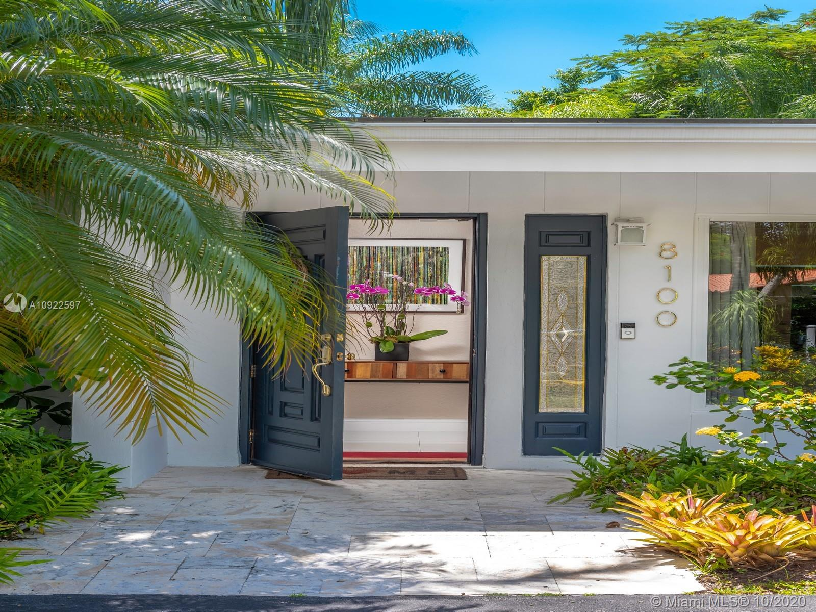 8100 SW 132nd St  For Sale A10922597, FL