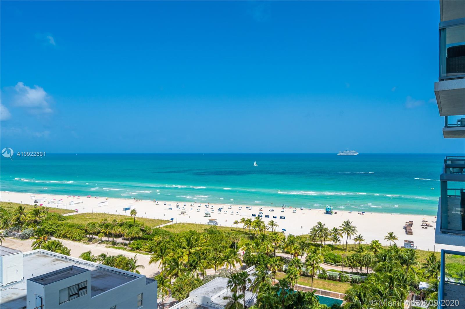 101 20th St Unit 1803, Miami Beach, Florida 33139