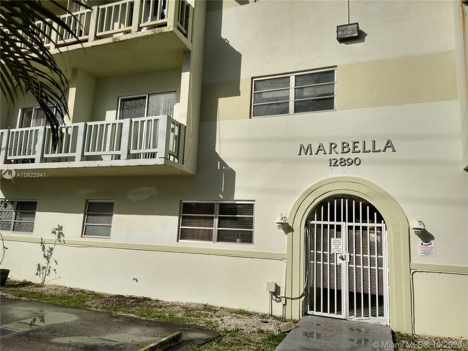 12890 NE 8th Ave #206 For Sale A10922941, FL