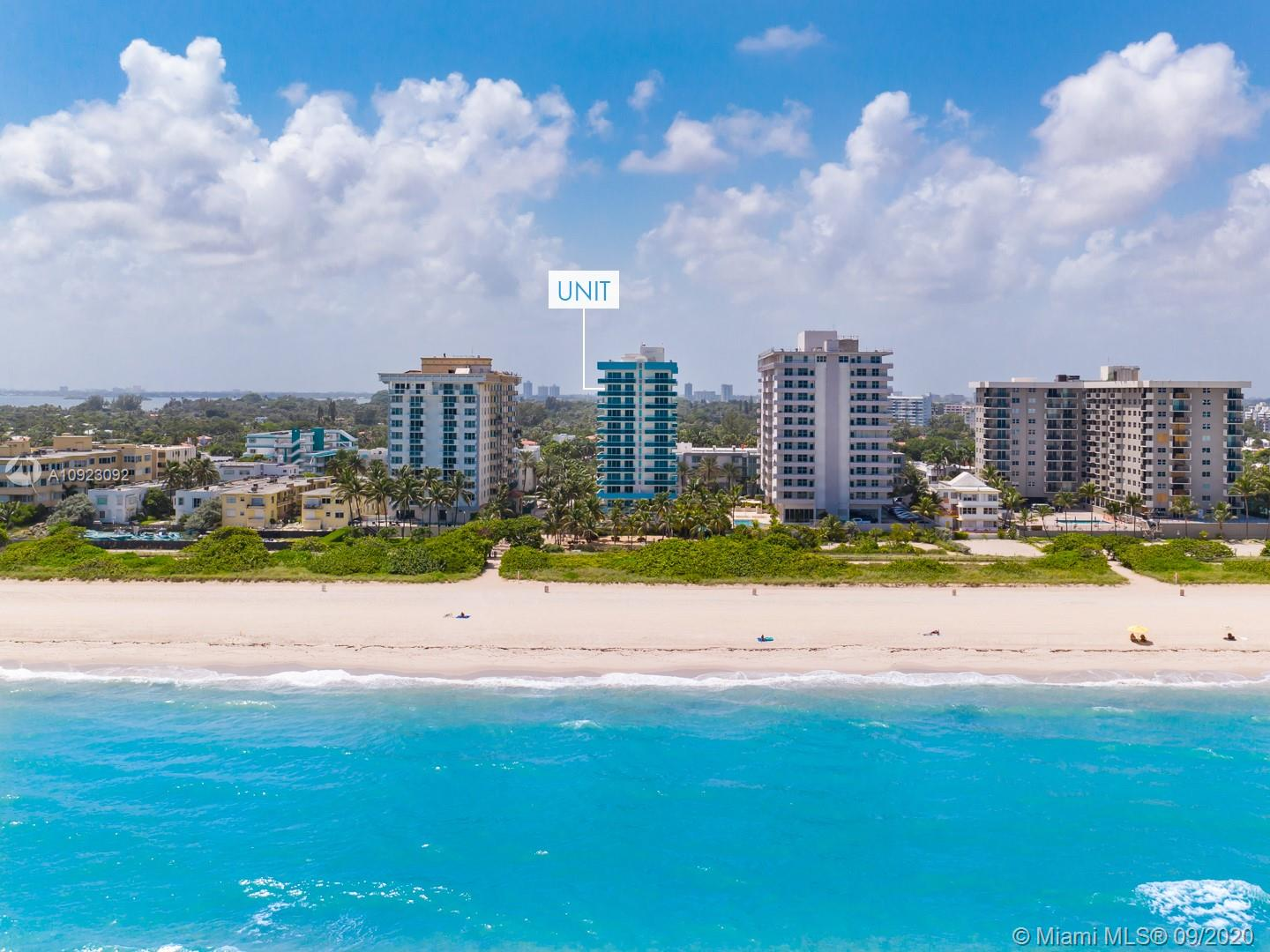 9201  Collins Ave #1125 For Sale A10923092, FL