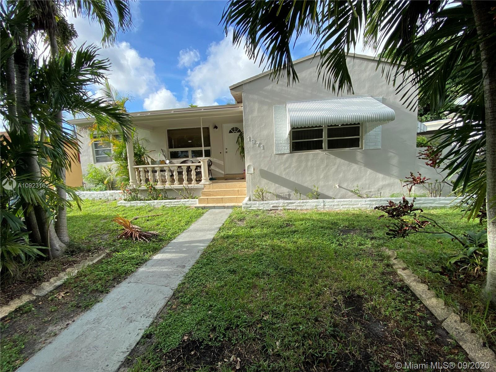 A wonderful gem in North Miami Beach. 2 bedroom and 1 bath home great location and easy access to local shopping centers and major highways. Central A/C and enclosed patio is ready to call it your home.