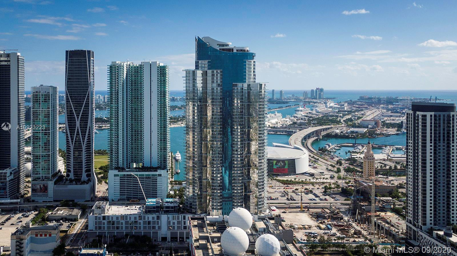 851 NE 1st Ave #2403 For Sale A10923223, FL