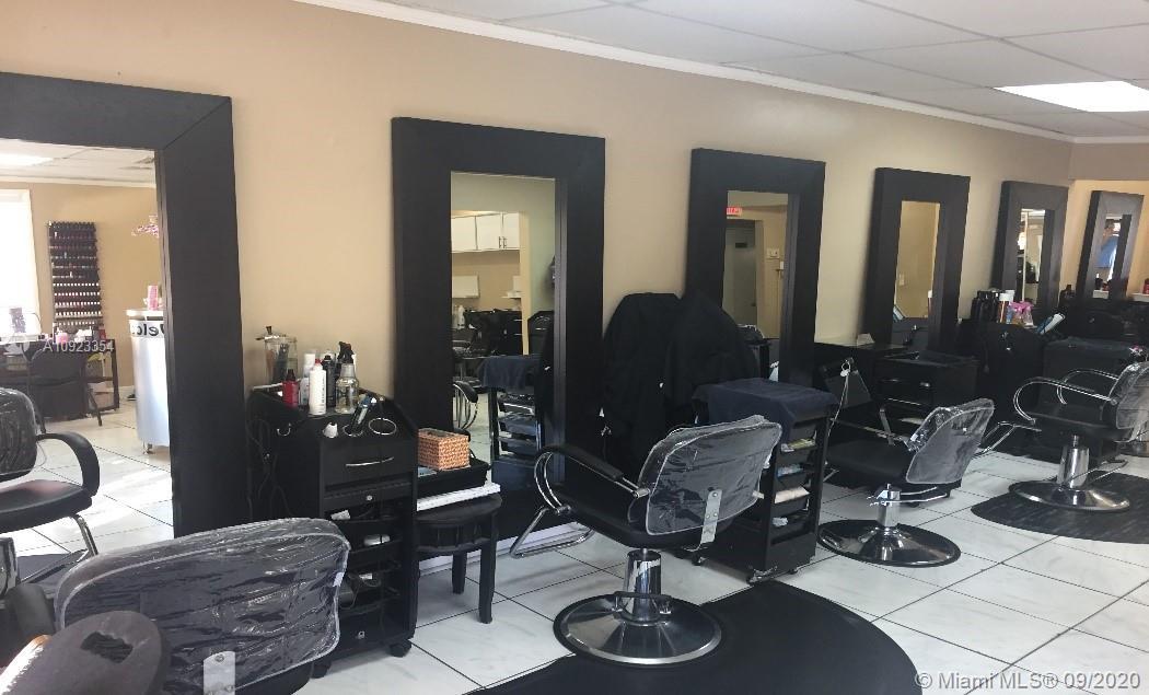 Hair & Nail Salon  For Sale A10923354, FL