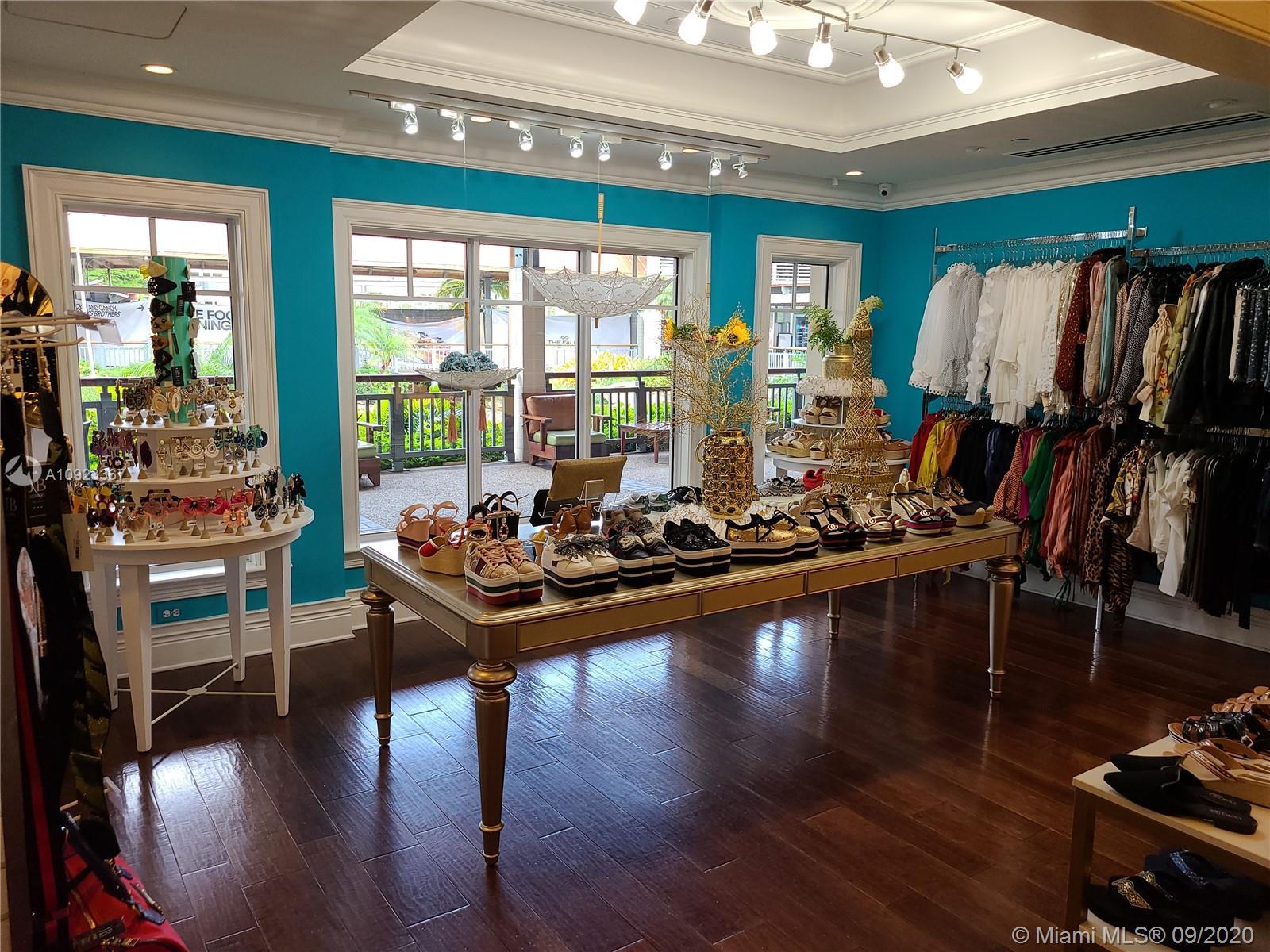 Clothing Boutique Retail  For Sale A10923367, FL