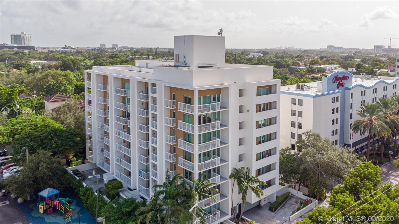 Condo for sale: This one-bedroom renovated condo located in the vibrant city of Coconut Grove, features an open and renovated kitchen, ceramic wood floor, and great lighting. Washer and Dryer inside the unit. One assigned parking space. Enjoy the Miami Lifestyle to the fullest. Minutes away from Brickell, Coral Gables, The University of Miami, Downtown Miami, and all the culture Miami has to offer. Walking distance from the Coconut Grove train station and much more. Buy with only 5% downpayment. Condo has reserves.