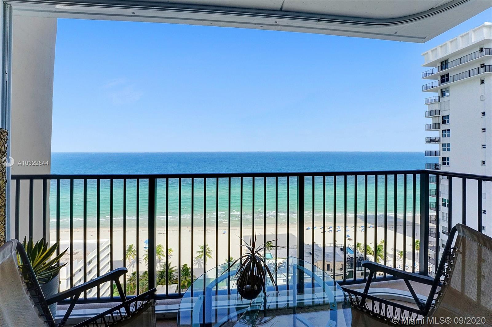 2101 S Ocean Dr #2202 For Sale A10922844, FL