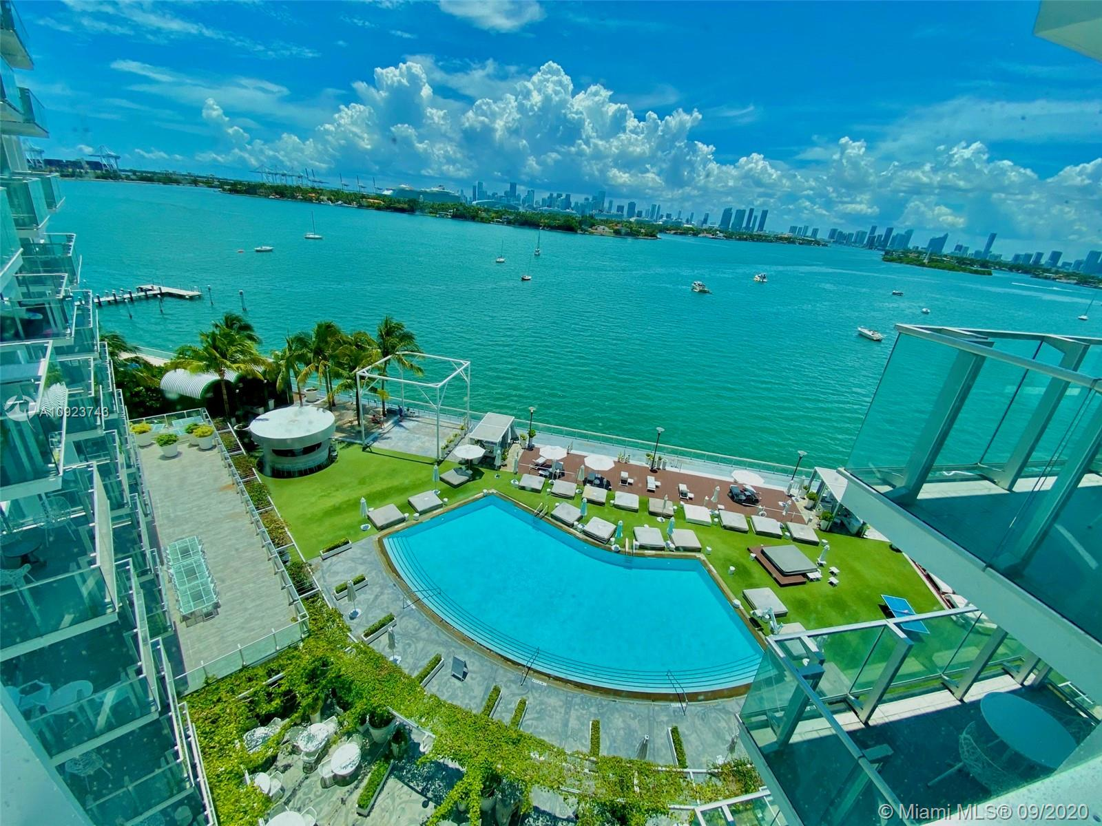 1100  West Ave #808 For Sale A10923743, FL