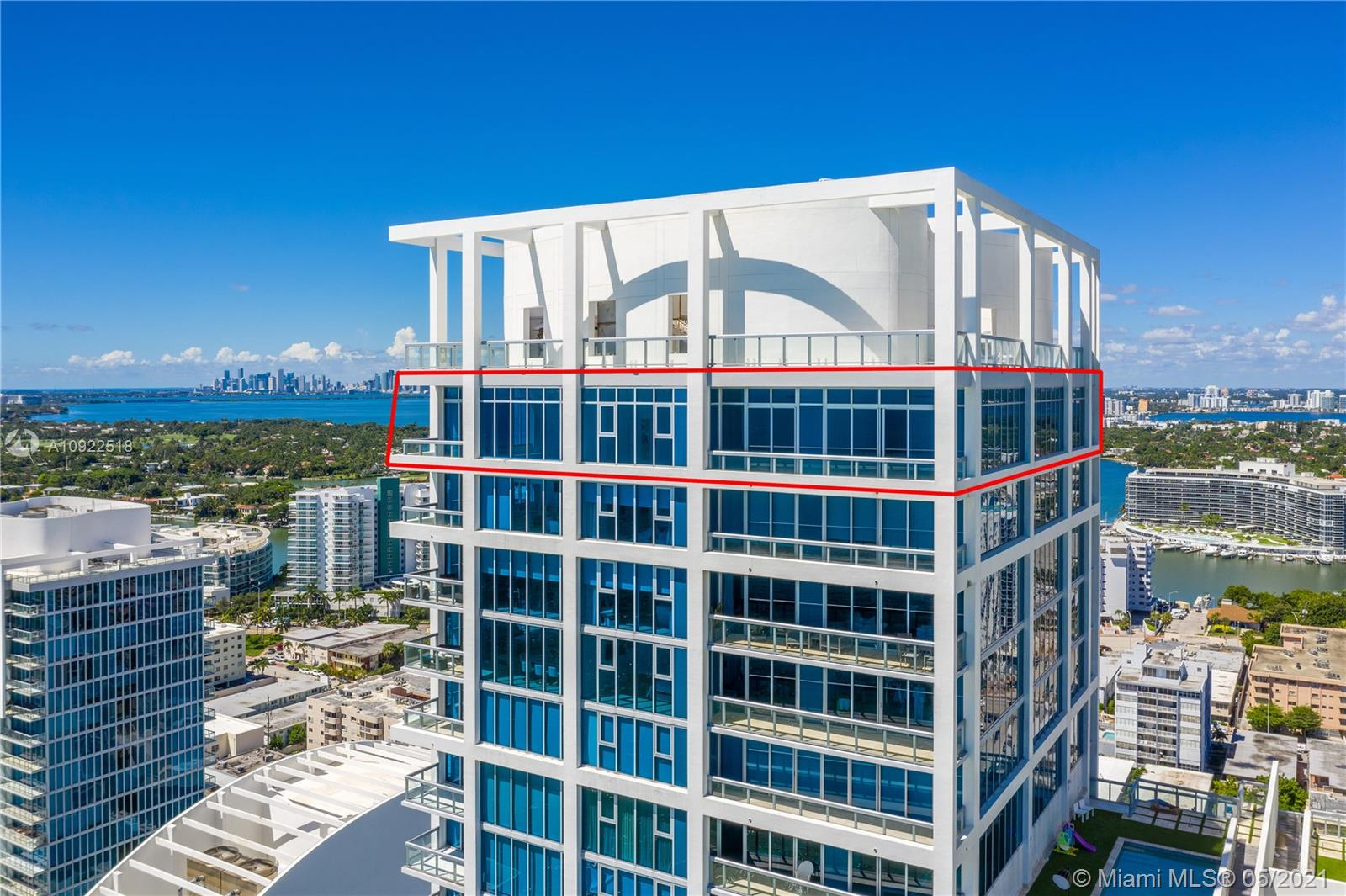 6899  COLLINS AVE #UPH 2907+2908 For Sale A10922518, FL