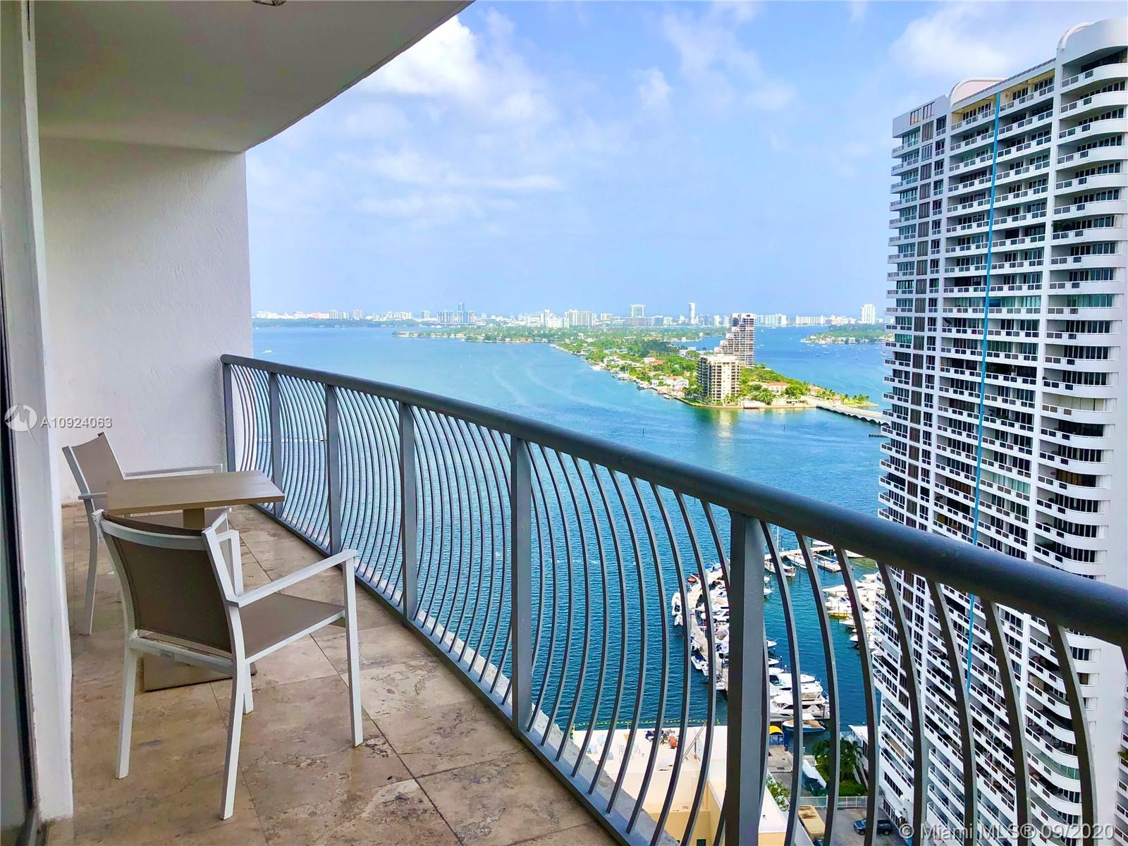 1750 N Bayshore Dr #3004 For Sale A10924063, FL