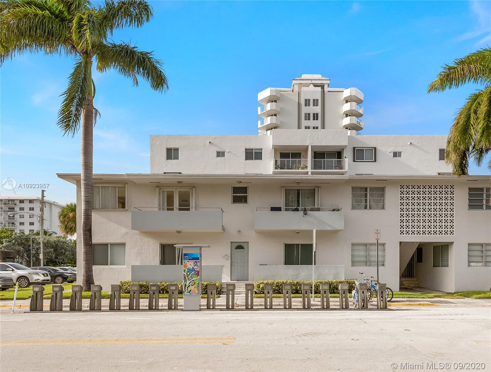 1601  Bay Rd #5 For Sale A10923957, FL