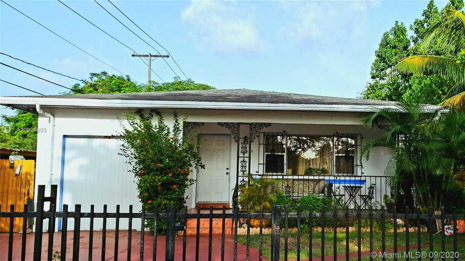 12625 NW 8th Ave  For Sale A10924403, FL