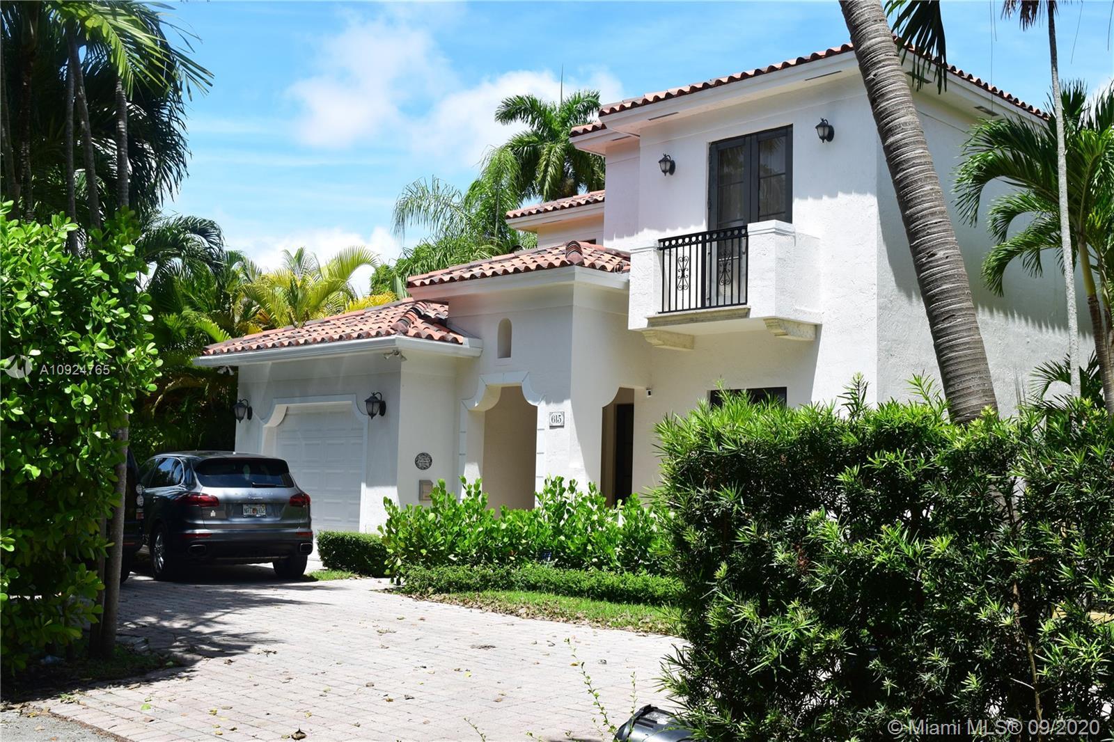 615  Bird Rd  For Sale A10924765, FL