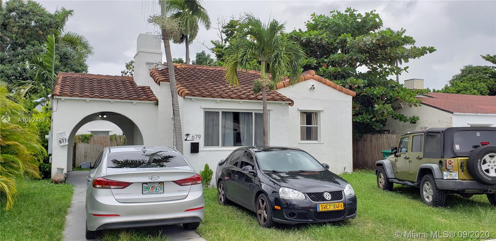 677 NE 87th  For Sale A10924871, FL