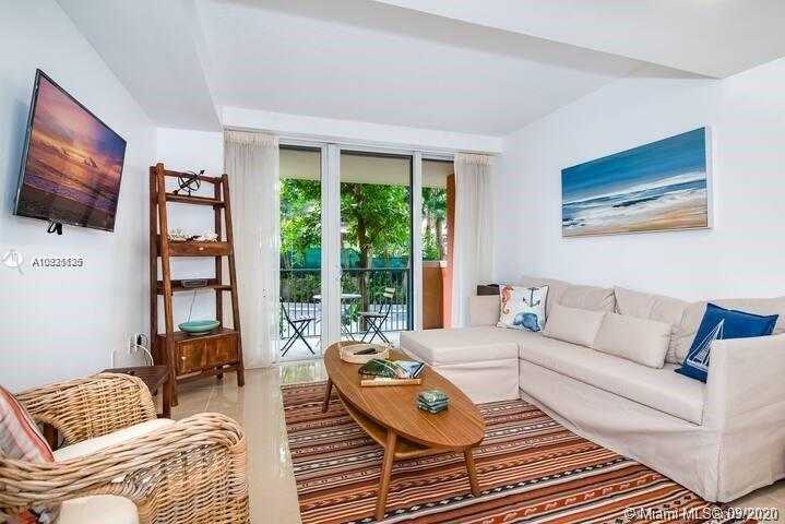 Come check out this magnificent 1/1 at the Mutiny Hotel, conveniently and centrally located at the heart of Coconut Grove. At 860 square feet of comfortable living, this unit is complete w/open floor plan leading to a bright living area and a gorgeous garden view. Enjoy all hotel amenities and walking distance from cafes, boutiques, movie theaters,restaurants, parks, marinas, and 15 minutes from the airport, beaches and downtown Miami. Unit participates in Hotel Rental program. Split between owner and hotel is 50/50.