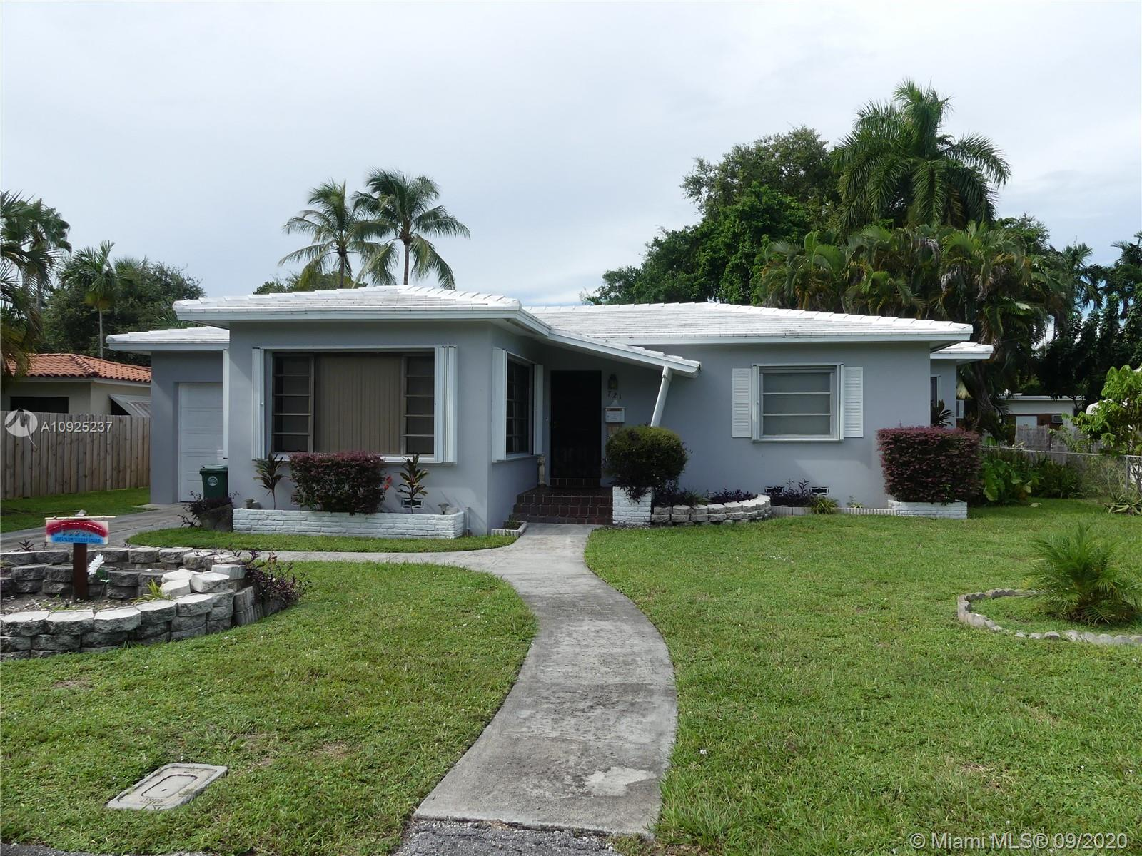 721 NE 116th St  For Sale A10925237, FL