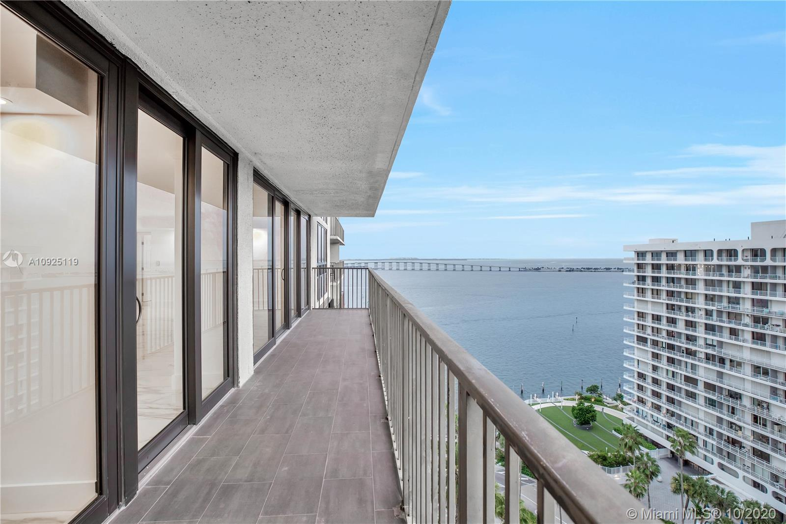 1450  Brickell Bay Dr #1707 For Sale A10925119, FL