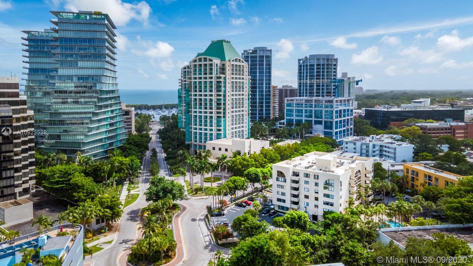 Situated in the most desirable area of Coconut Grove, this 2/1 unit with pool views is move-in ready with stainless steel appliances, private balcony, gated entry and designated parking. Enjoy living in the heart of Coconut Grove, walking distance to all the best shops, restaurants, marinas and parks.