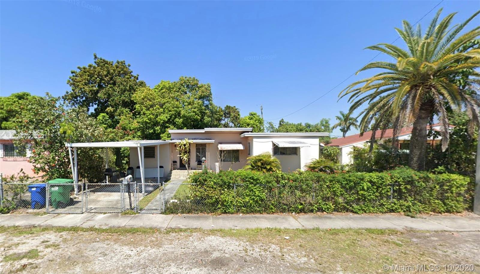 1065 NW 117th St  For Sale A10925621, FL