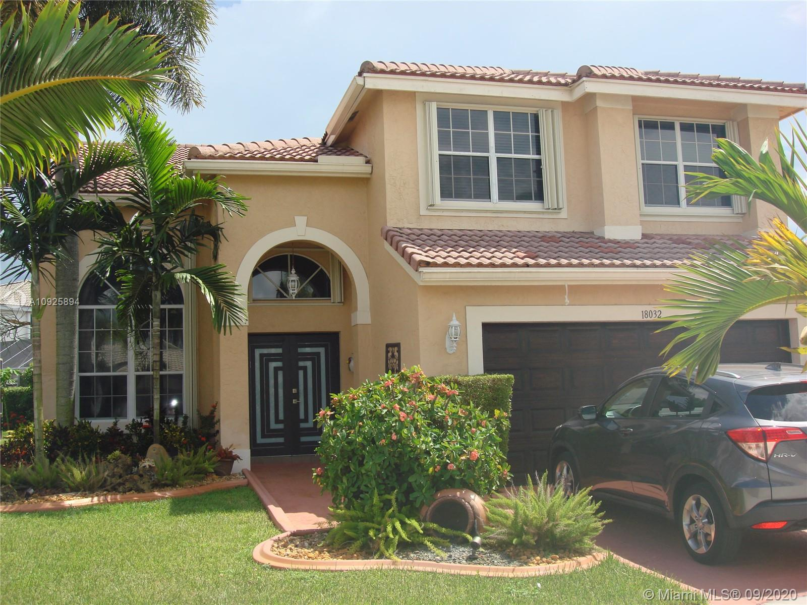 18032 SW 18th St  For Sale A10925894, FL