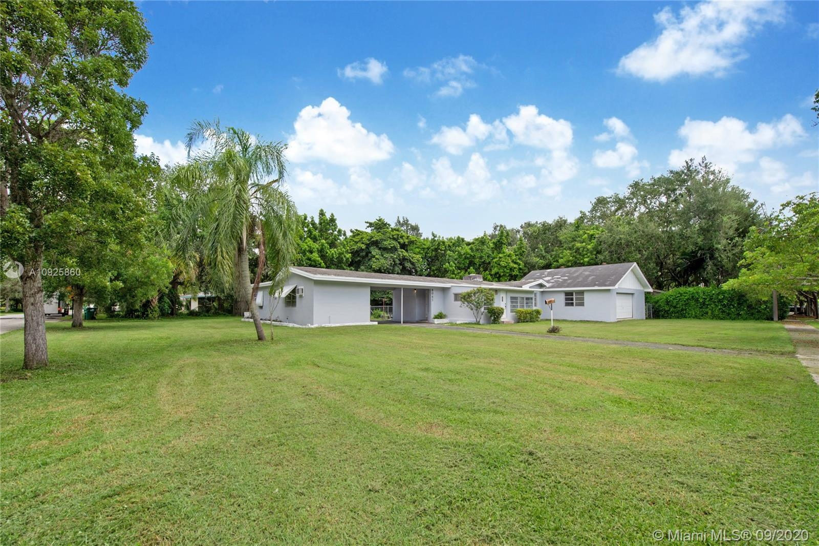8045 SW 128th St  For Sale A10925860, FL