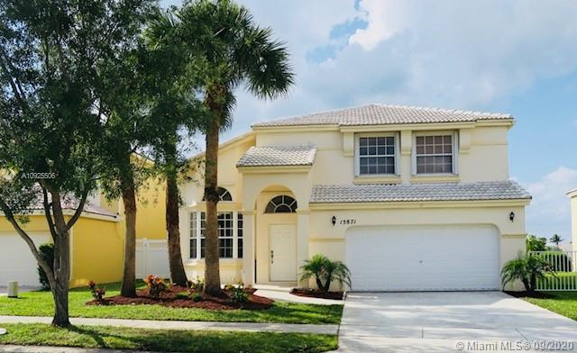 15871 NW 15th Ct  For Sale A10925506, FL