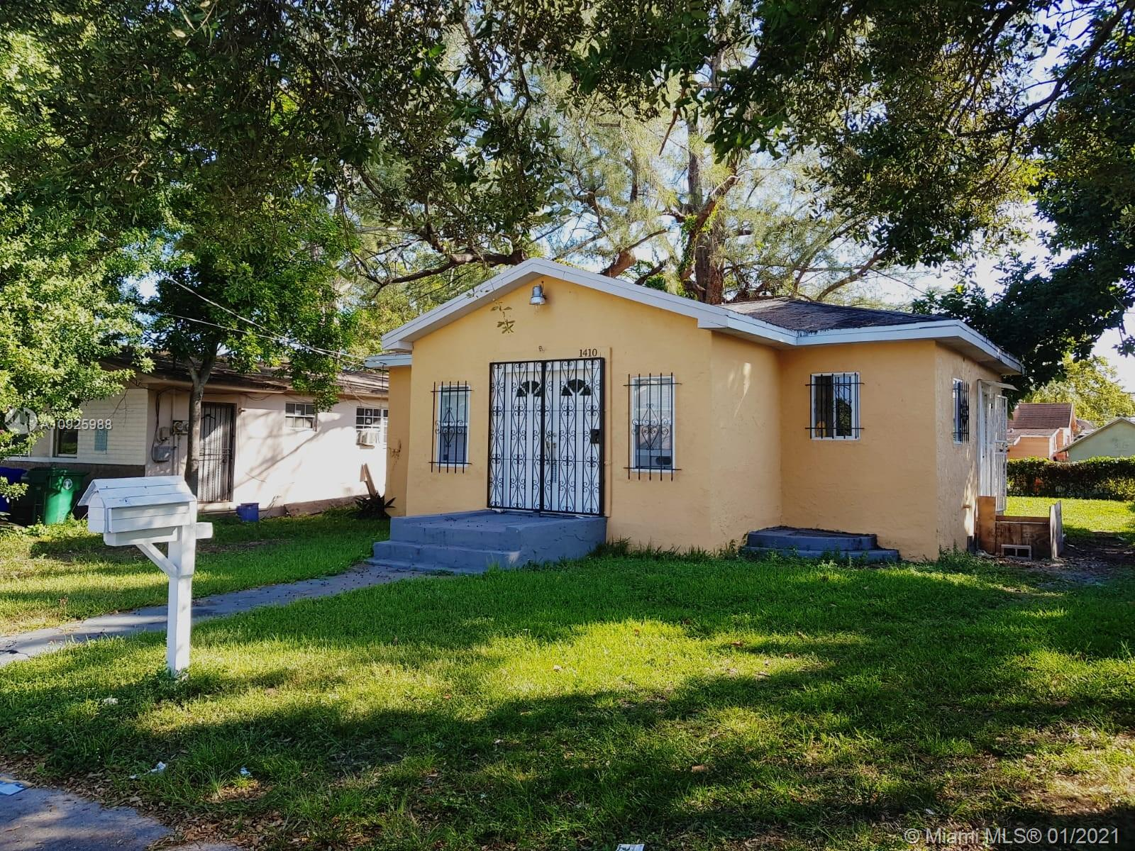 1410 NW 58th Ter  For Sale A10925988, FL