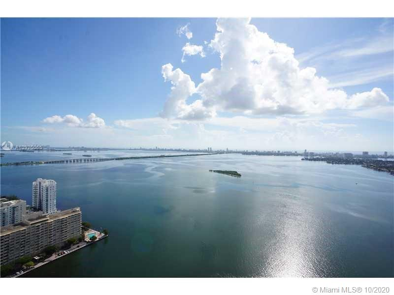 Beautiful & Well-Priced 3BR/3BA with Panoramic Bay View. Renovated Wood Flooring. Urban and Resort Living inthe Heart of Miami! Quantum the Bay offers first class amenities including 2 swimming pools, state of the artfitness center, private movie theater, lounge room with billiards, spa, sauna, concierge, valet & more. Many newprojects in the area are priced much higher per SqFt. Don't miss this opportunity to buy this MILLION DOLLAR VIEW! Easy to Show.