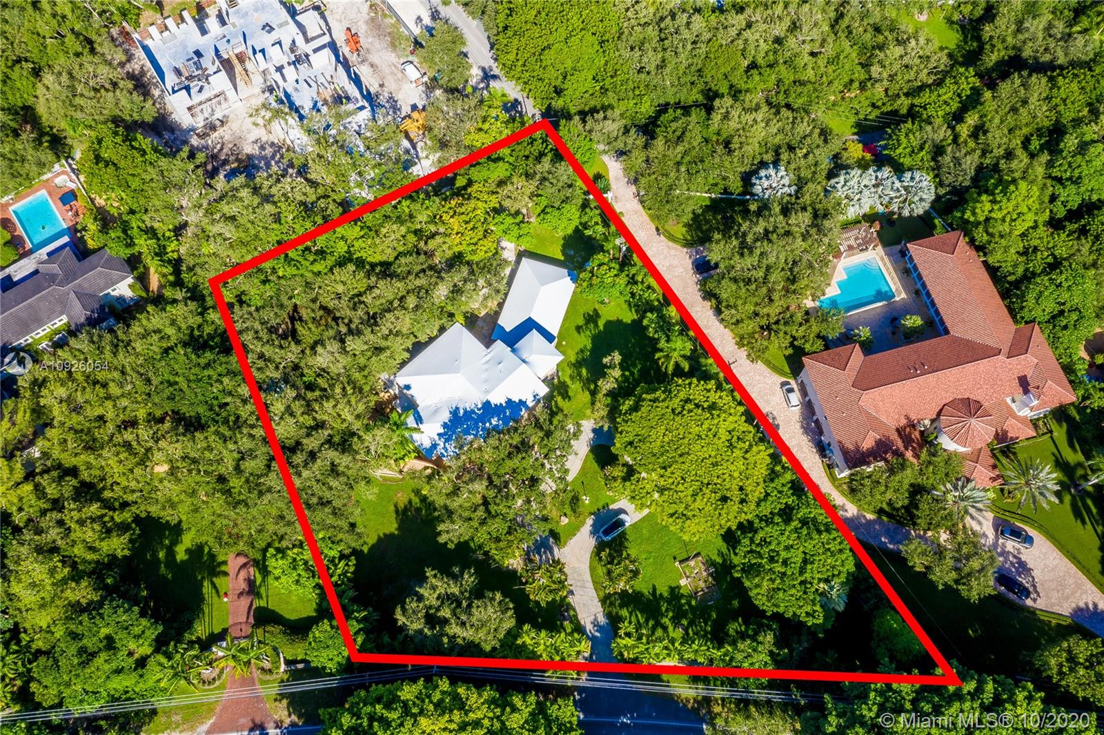 9200  Old Cutler Rd  For Sale A10926054, FL