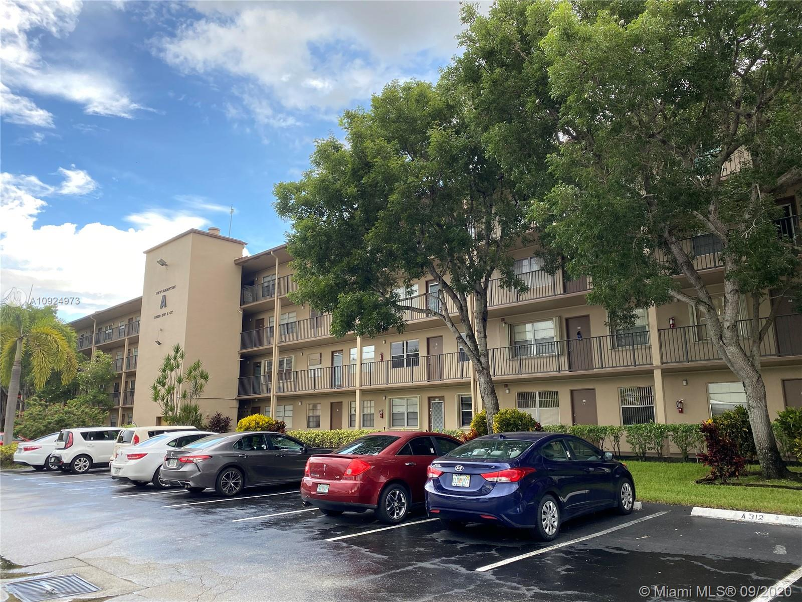 13550 SW 6th Ct #110A For Sale A10924973, FL