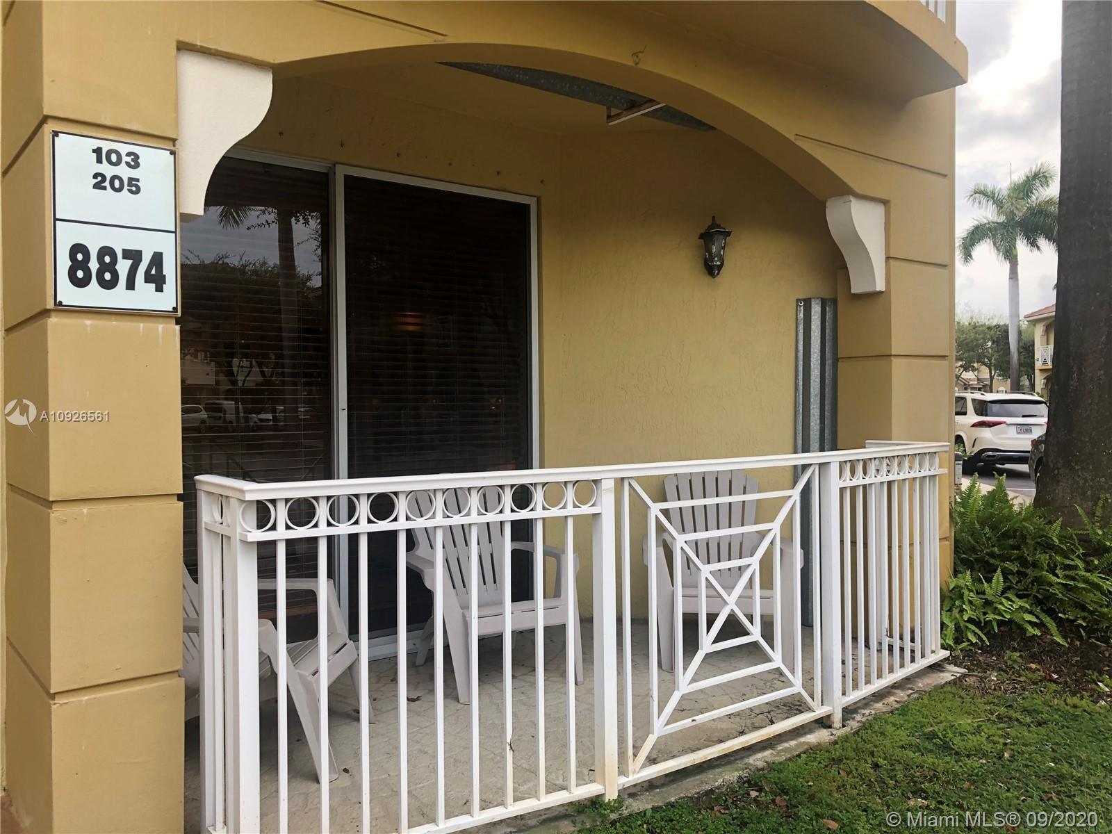 8874 W Flagler St #103 For Sale A10926561, FL