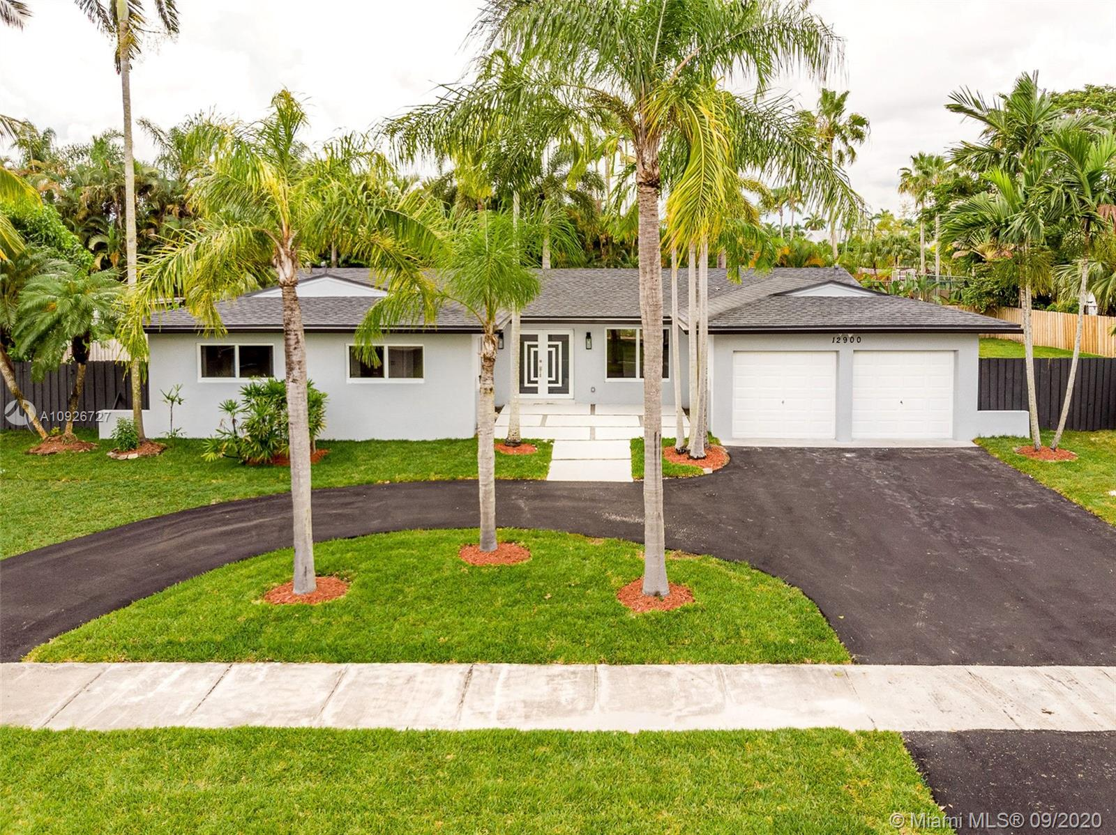 12900 SW 112th Ave  For Sale A10926727, FL