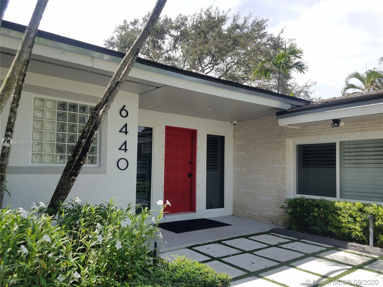 6440 SW 144th St  For Sale A10926354, FL
