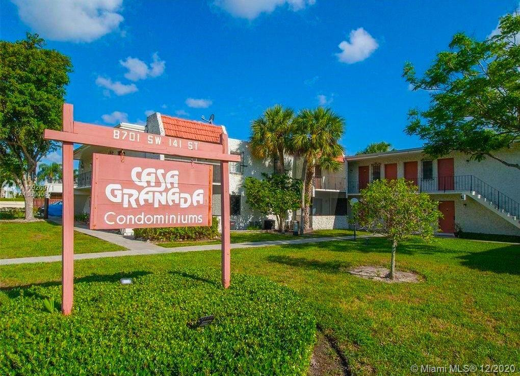 8701 SW 141st St #F8 For Sale A10926071, FL