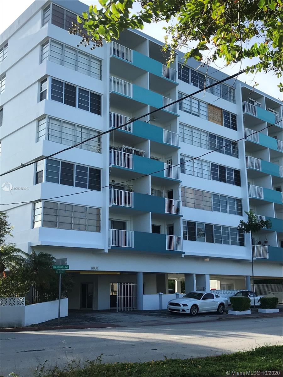 8000  Harding Ave #5B For Sale A10926326, FL