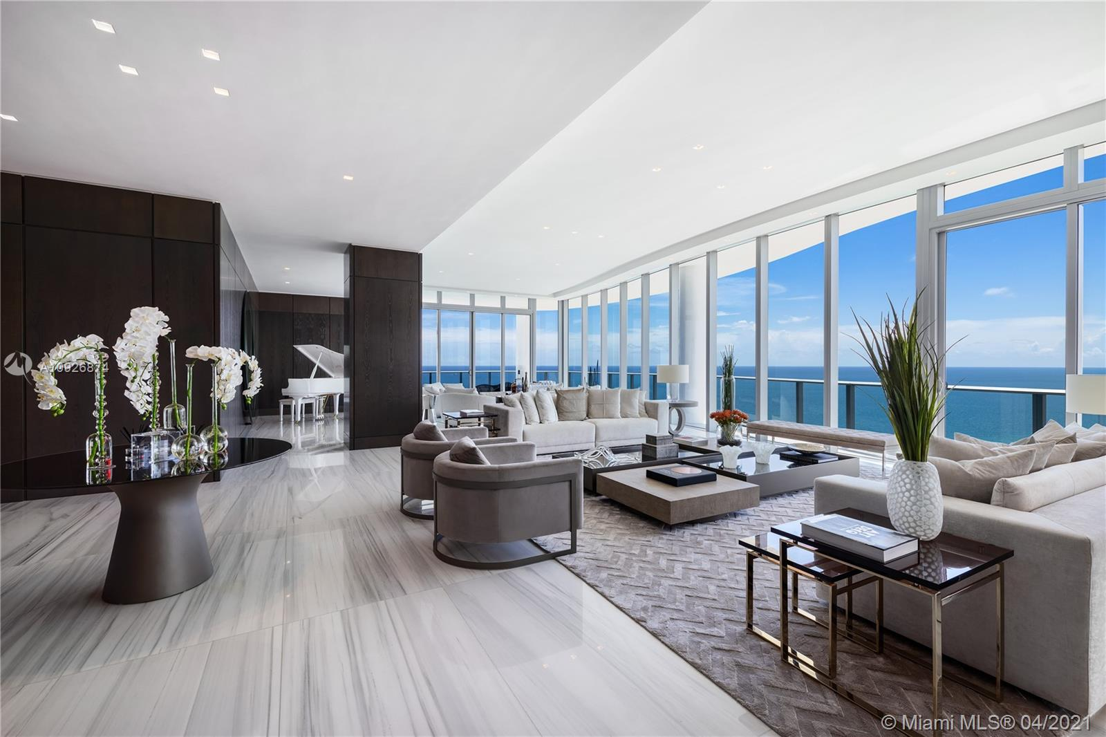 17475  Collins Ave #Sky Villa For Sale A10926874, FL