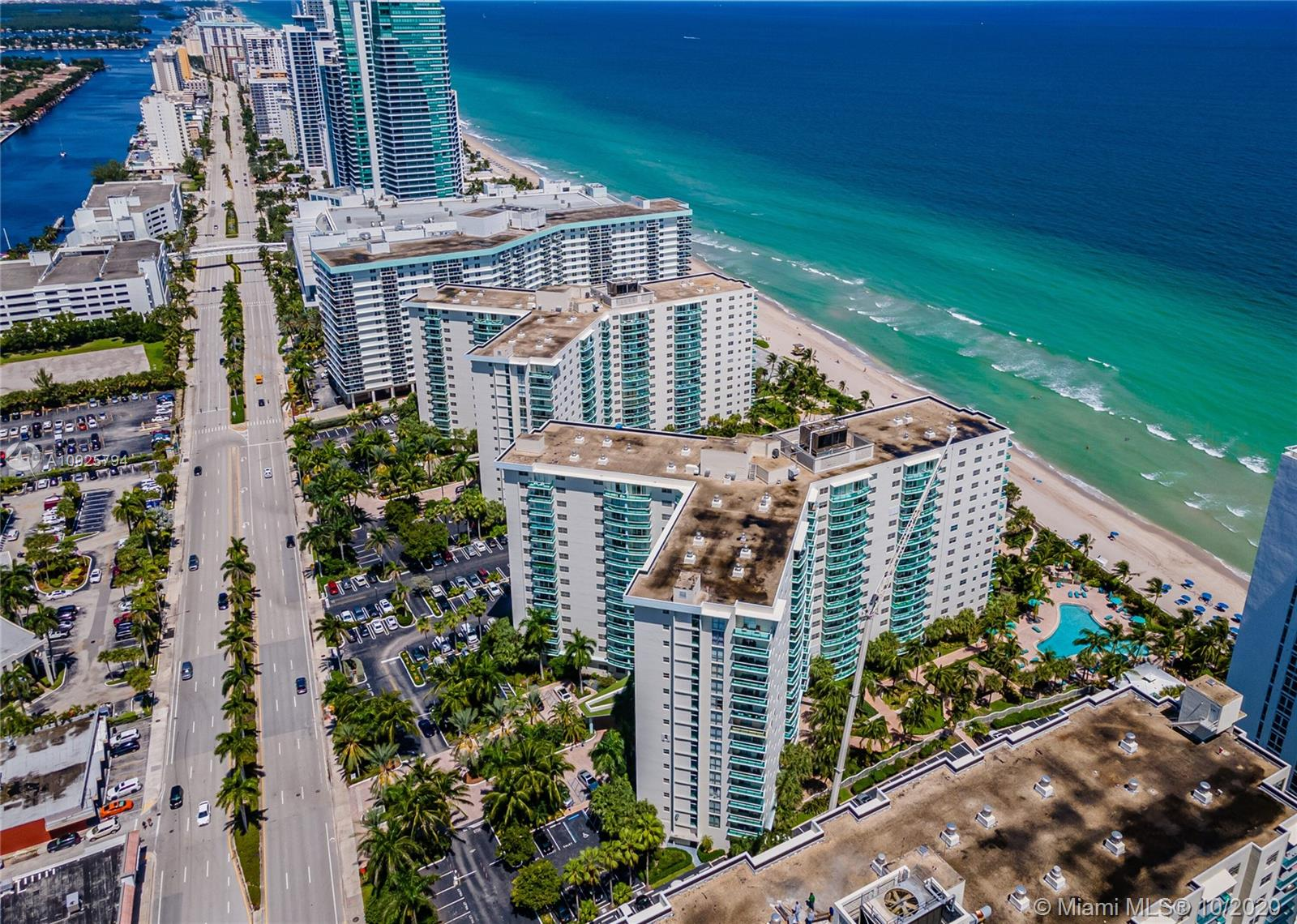 3801 S Ocean Dr #5S For Sale A10925794, FL
