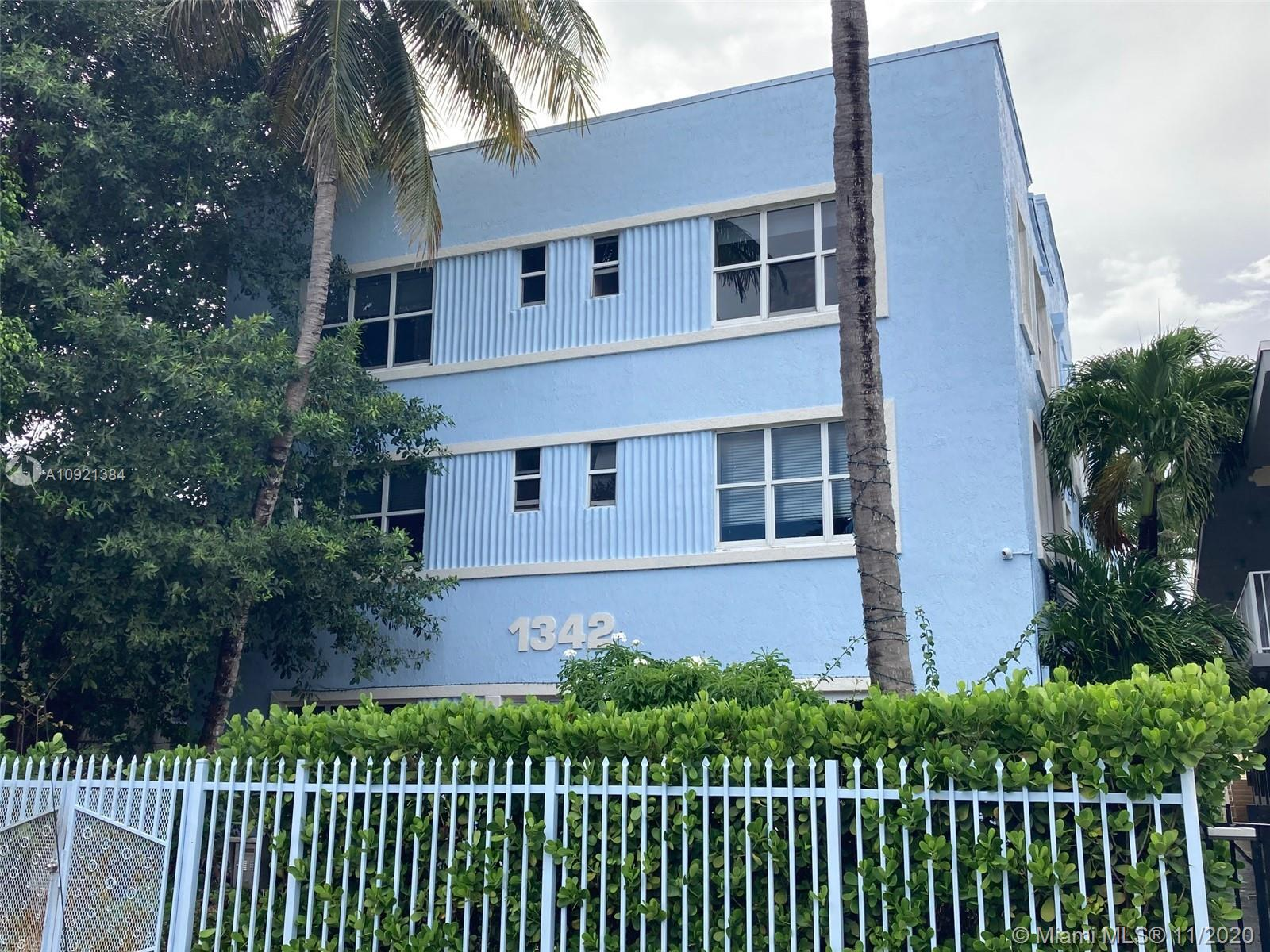 1342  Drexel Ave #207 For Sale A10921384, FL