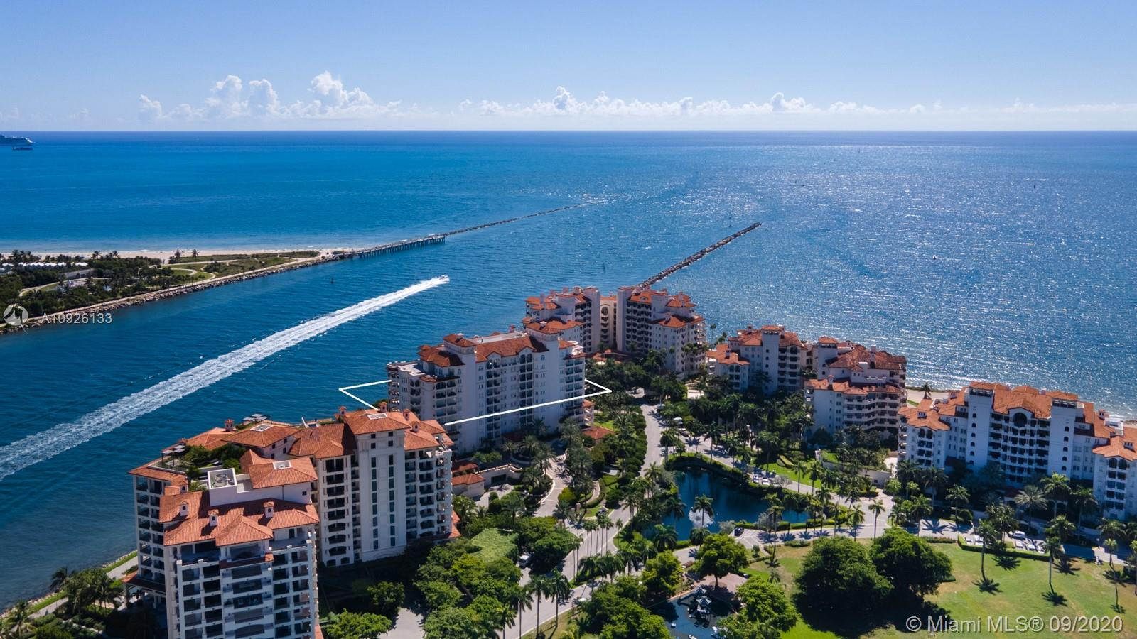 7122  Fisher Island Dr #7122 For Sale A10926133, FL