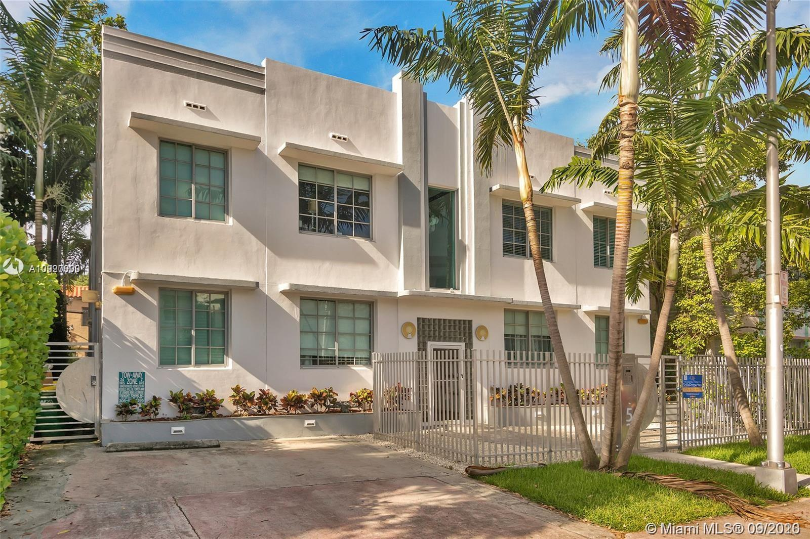 526  15th St #7 For Sale A10927609, FL