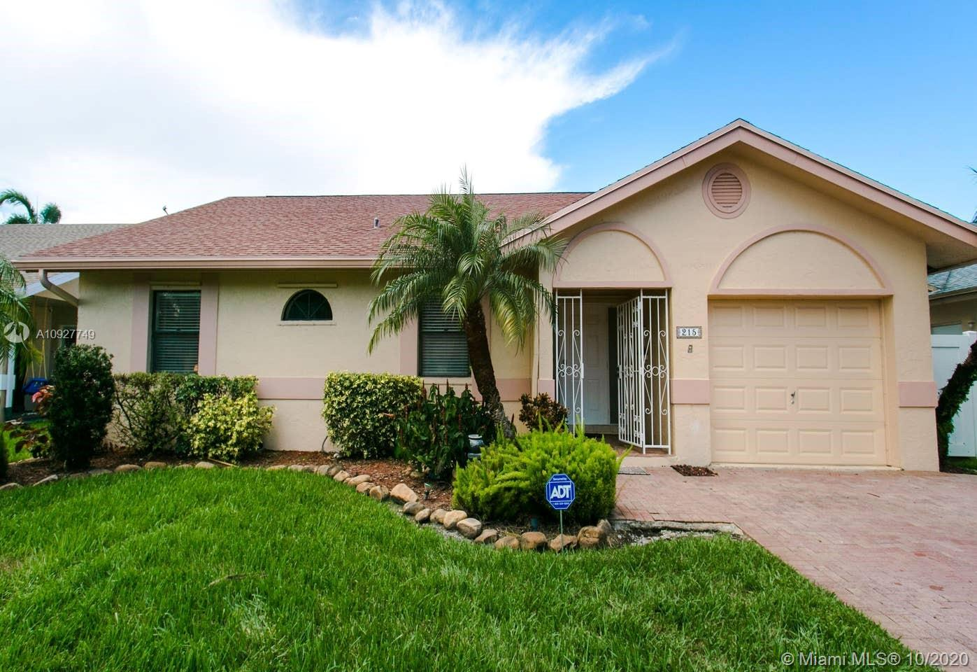 Built in 1988, this 4 bedroom 2 bath pool home in upcoming Dania Beach Florida is offered at $549k. Features include: over 1900  total  square  feet living space with  garage, driveway, professionally landscaped back yard, hurricane shutters, updated plumbing and electrical, renovated bathrooms and kitchen, heated pool and  more...