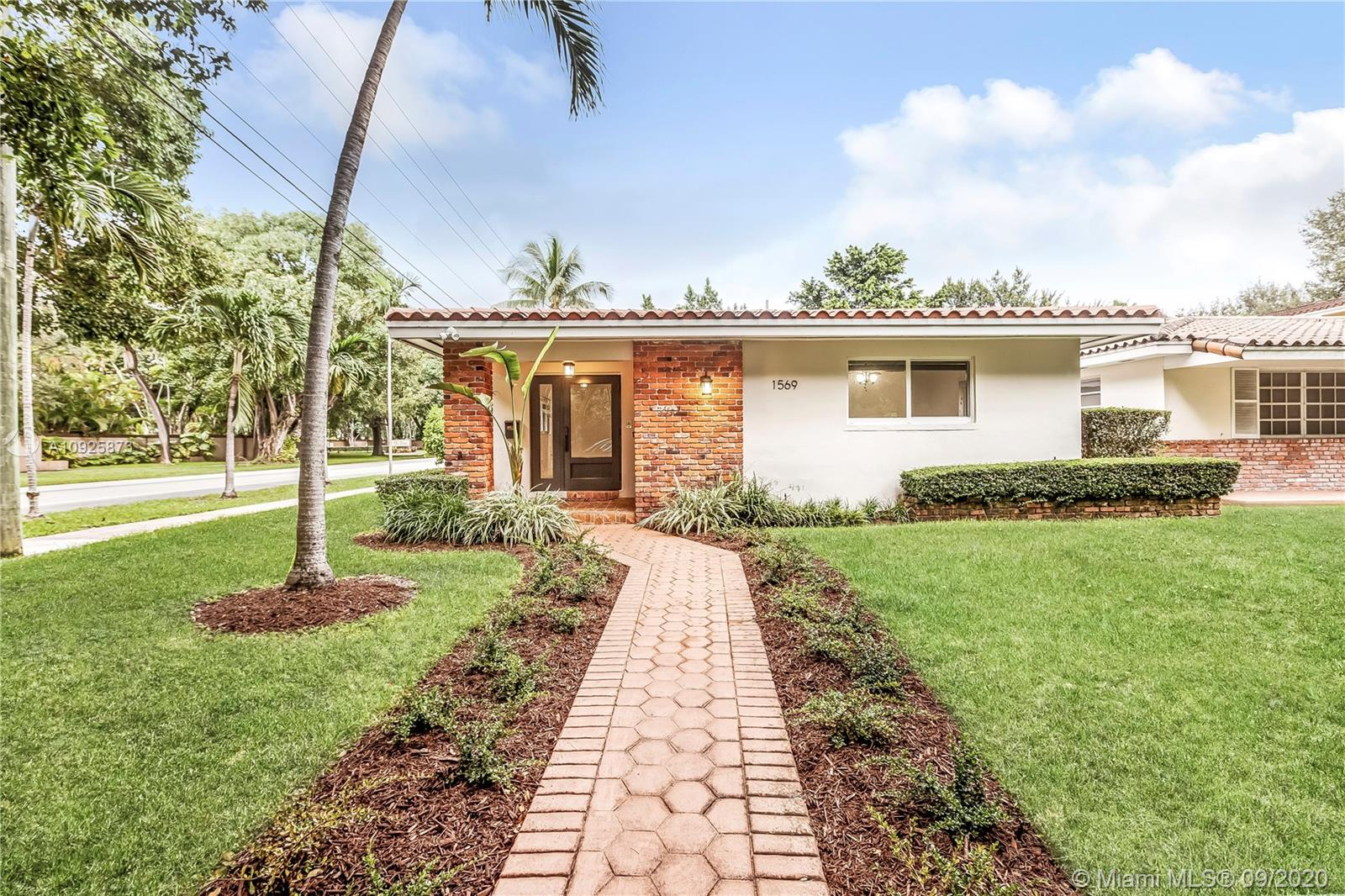 1569  Alcala Ave  For Sale A10925873, FL