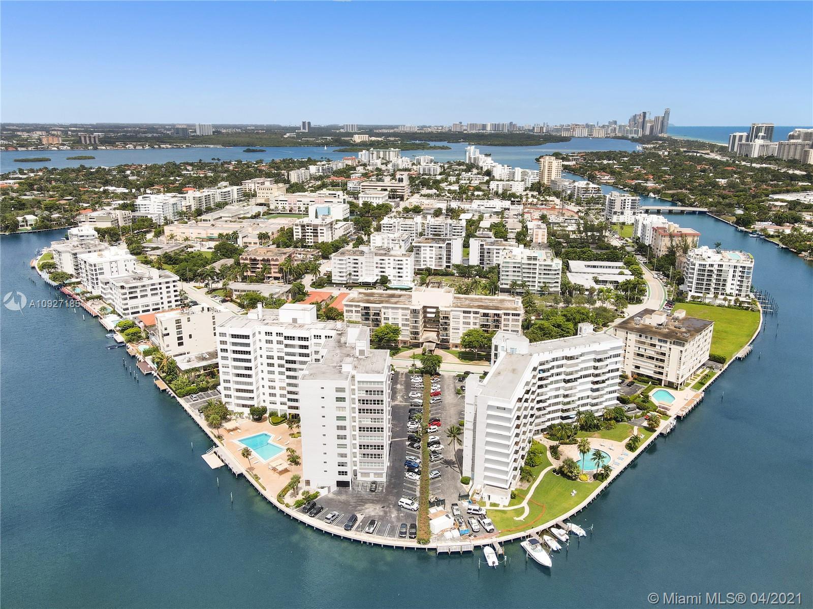 9101 E Bay Harbor Dr #705 For Sale A10927185, FL