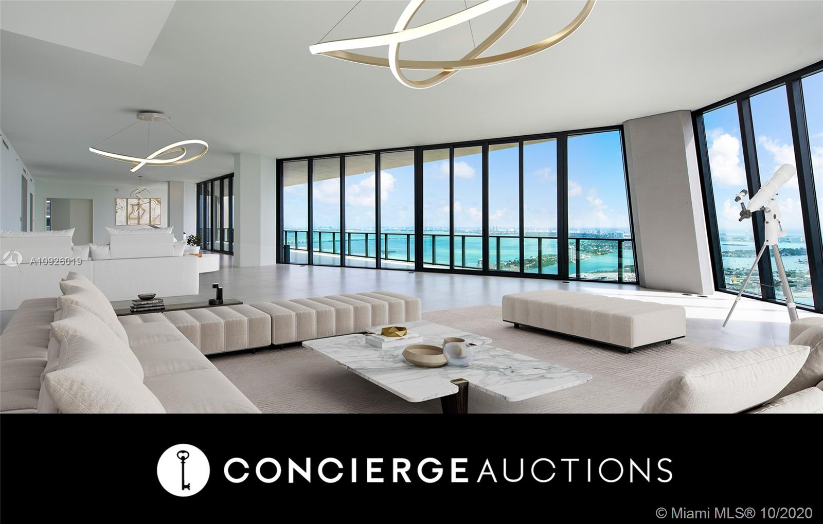 1000  Biscayne Blvd #5401 For Sale A10926019, FL