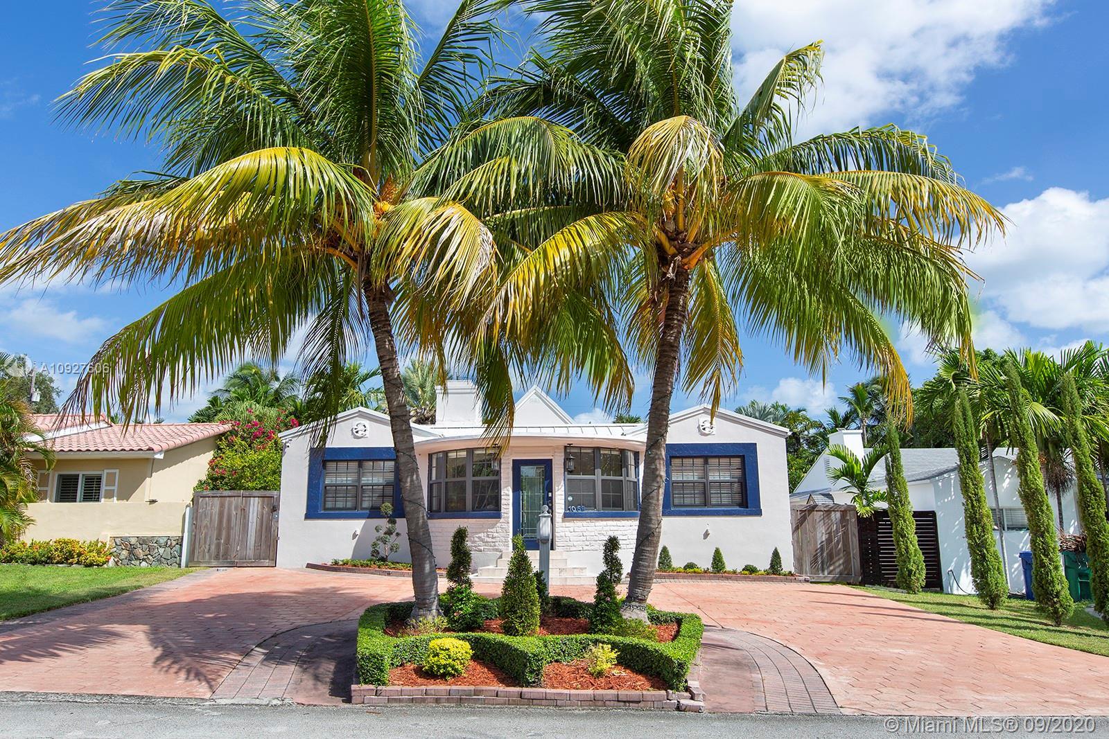 1059 NE 88th St  For Sale A10927606, FL