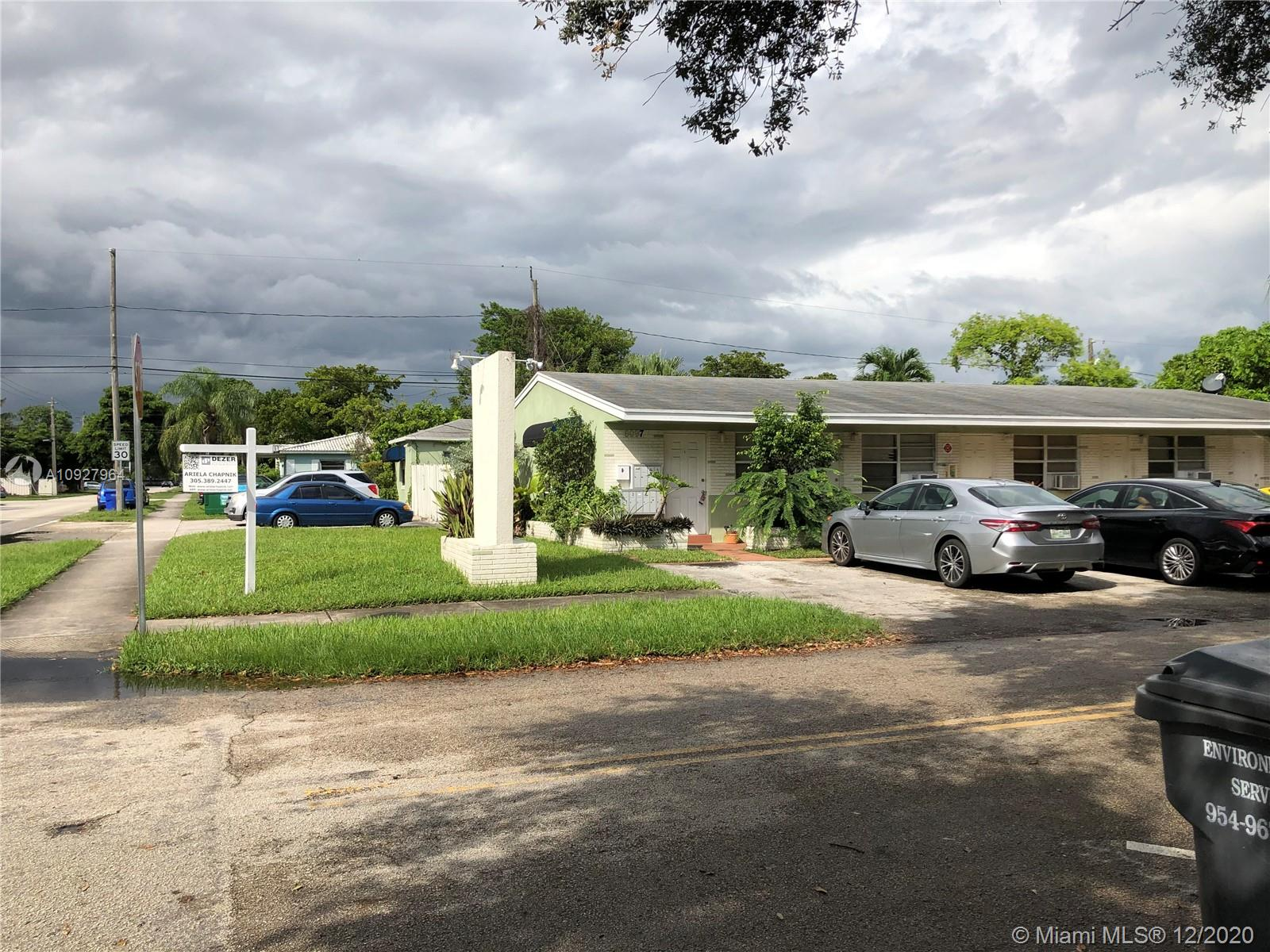 6097  Rodman St  For Sale A10927964, FL
