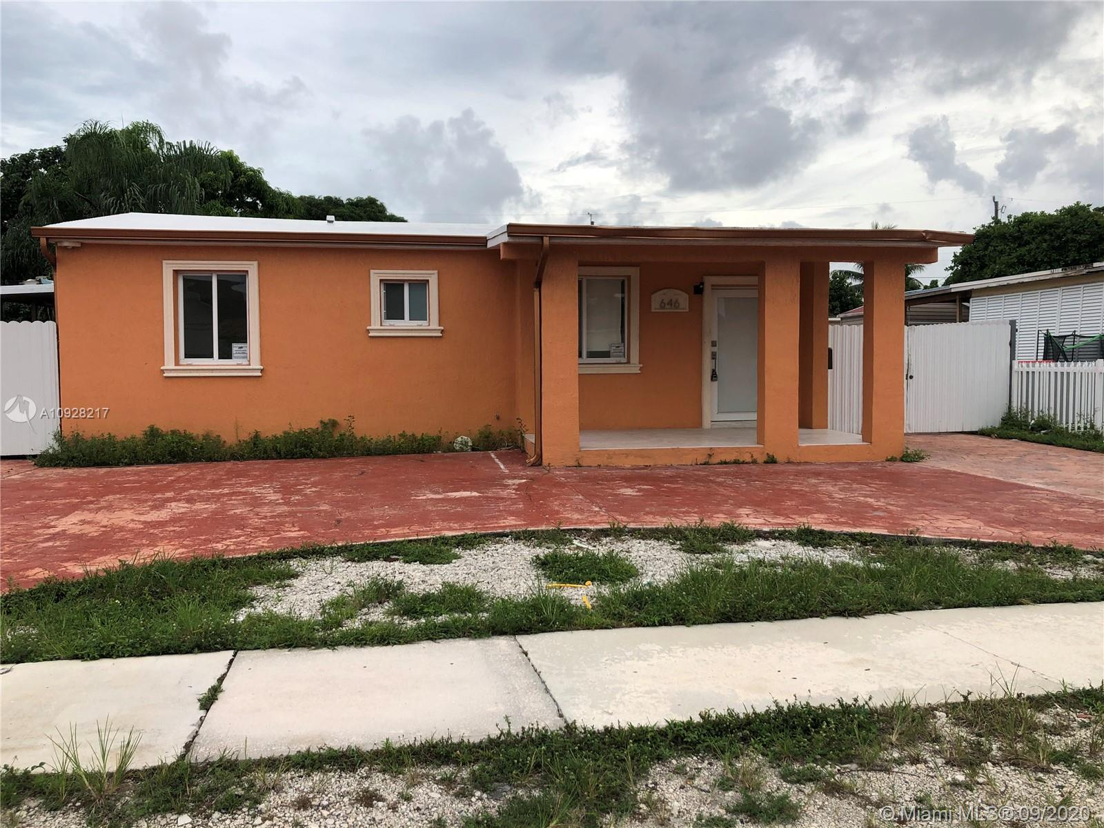 646 E 40th St  For Sale A10928217, FL