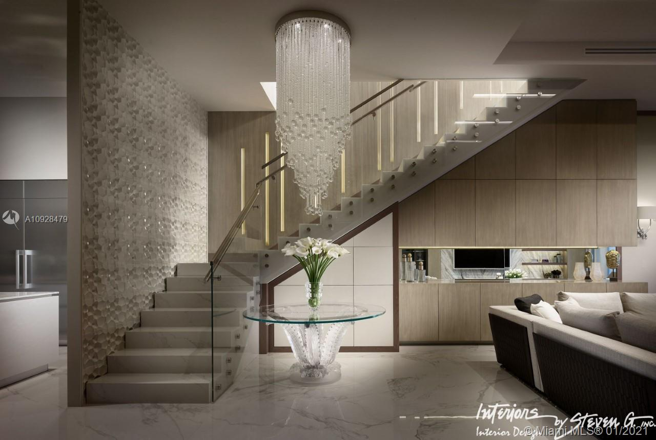 DECORATOR READY- RAW UNIT . Beautiful PH´s in the most exclusive islands in Aventura. We have the option to join the two Penthouses 1506 and 1507 and make a unique luxury apartament. Steven G made a built up proposal in which the additional cost will be the Buyers responsability.