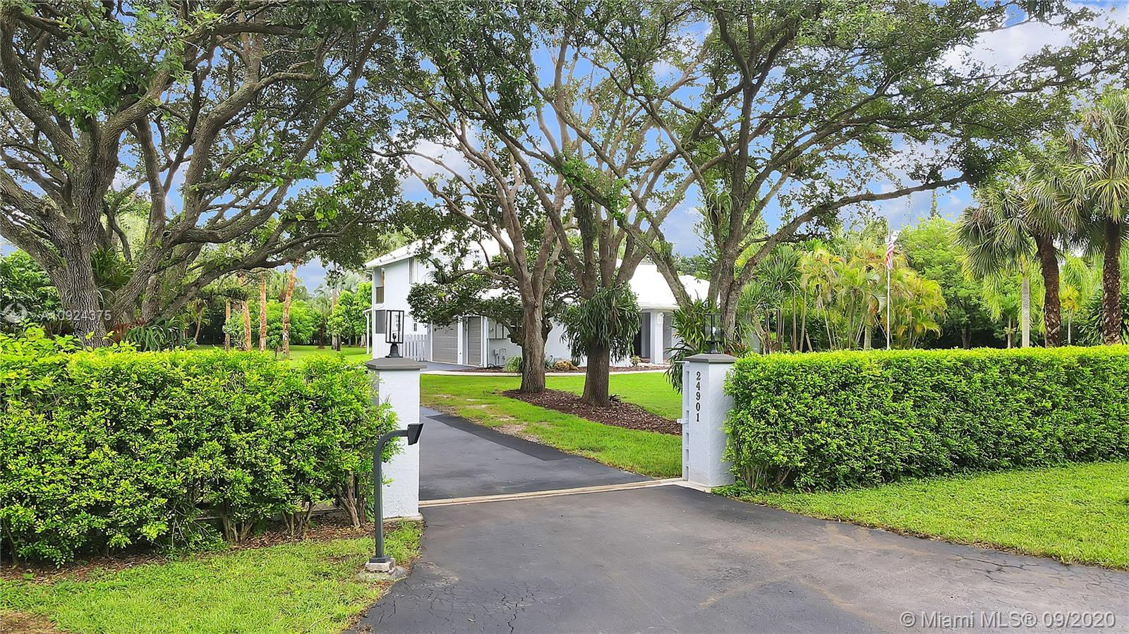 24901 SW 153rd Ave  For Sale A10924375, FL