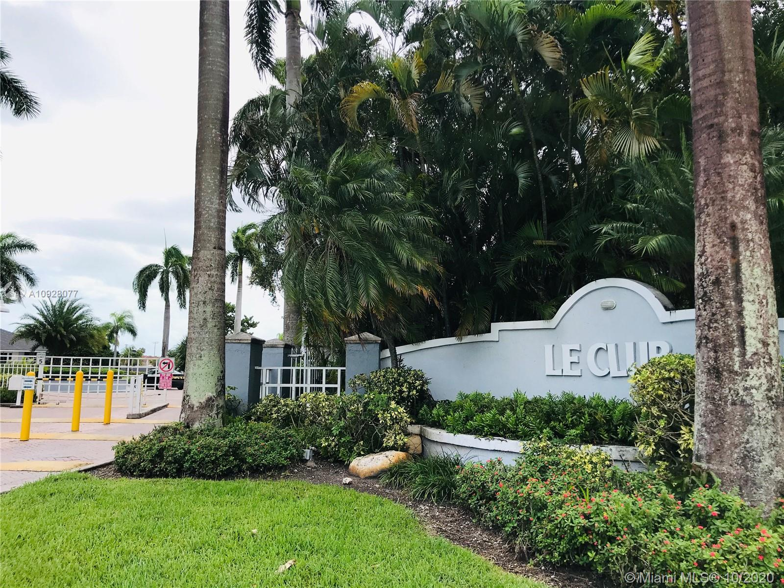 8500 SW 212th St #207 For Sale A10928077, FL
