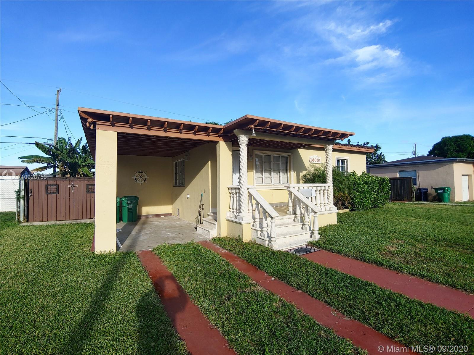 14681  Fillmore St  For Sale A10928759, FL